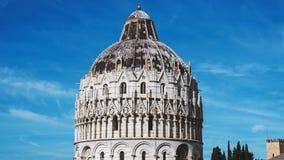 Architektur von Pisa, Italien stockbilder