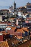 Architektur von Porto Stockfoto