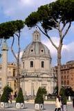 Architektur von Rom Lizenzfreies Stockbild