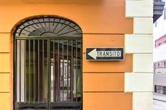 Architektur von San Juan, Puerto Rico Lizenzfreie Stockbilder