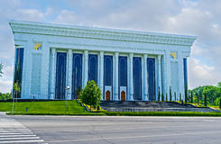 Architektur von Taschkent lizenzfreies stockbild