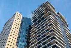 Architektur von Tel Aviv lizenzfreie stockfotografie