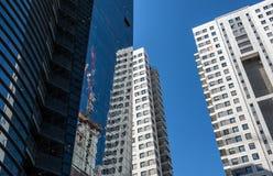 Architektur von Tel Aviv lizenzfreies stockfoto