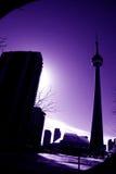 Architektur von Toronto Lizenzfreies Stockfoto