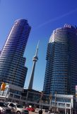 Architektur von Toronto Stockbild