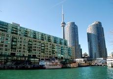 Architektur von Toronto Stockfotografie