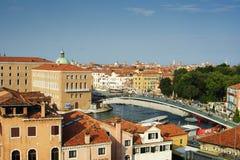 Architektur von Venedig Lizenzfreie Stockfotos