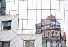 Architektur von Wien Lizenzfreies Stockfoto