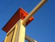 architektura abstrakcyjna Zdjęcie Stock
