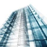 architektura abstrakcyjna Fotografia Stock