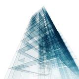 architektura abstrakcyjna Obraz Stock