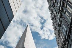 architektura abstrakcyjna Zdjęcie Royalty Free