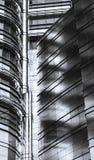 Architektura abstrakt Fotografia Royalty Free