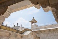 Architektura Agra fort Obrazy Stock