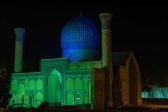 Architektura antyczny Samarkand obraz royalty free