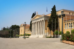 architektura Athens Greece obraz stock