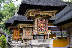 architektura Bali Indonesia Zdjęcia Royalty Free