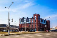 Architektura Białoruś Zdjęcia Stock