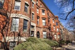 Architektura Boston fotografia stock