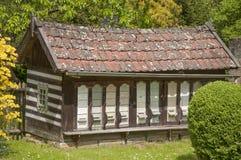 Architektura Czeskie góry fotografia stock