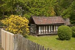 Architektura Czeskie góry zdjęcia stock