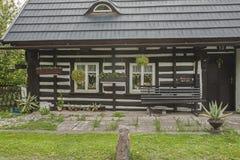 Architektura Czeskie góry obrazy stock