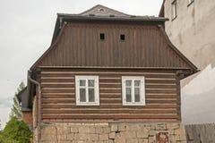 Architektura Czeskie góry zdjęcie royalty free