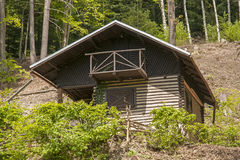 Architektura Czeskie góry zdjęcia royalty free