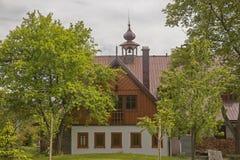 Architektura Czeskie góry Obraz Stock
