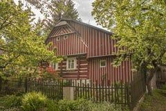 Architektura Czeskie góry Zdjęcie Stock