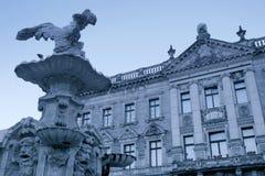 architektura dekoracyjny pałacu Zdjęcie Stock