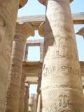 architektura Egiptu Zdjęcie Royalty Free