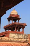 Architektura Fatehpur Sikri, Agra, Uttar Pradesh, India fotografia royalty free