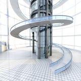 architektura futurystyczna Zdjęcia Stock