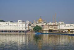 Architektura i miejsce interes w India miasto Amritsar, Fotografia Royalty Free