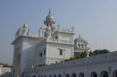 Architektura i miejsce interes w India miasto Amritsar, Obrazy Royalty Free