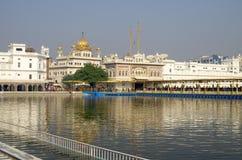Architektura i miejsce interes w India miasto Amritsar, Obraz Royalty Free