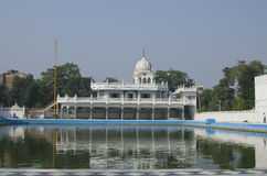 Architektura i miejsce interes w India miasto Amritsar, Fotografia Stock