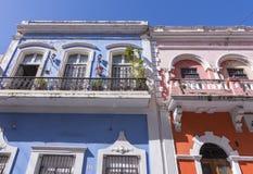 architektura Juan stary San Obrazy Royalty Free