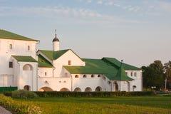 Architektura Kremlin, widok miasto Cuzdal, Vladimirskiy teren Fotografia Royalty Free