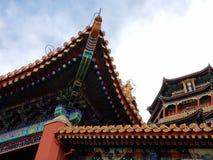 Architektura lata Palaceï ¼ ŒBeijing Chiny obrazy royalty free