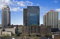 architektura Louisville obrazy stock