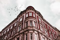 Architektura Lviv, Ukraina obrazy stock
