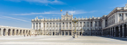 Architektura Madryt kapitał Hiszpania Zdjęcie Royalty Free