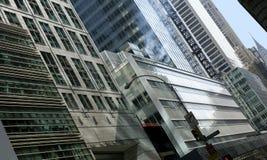 architektura Manhattan zdjęcie royalty free