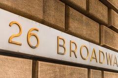 Architektura Manhattan, Nowy Jork, usa Obraz Stock