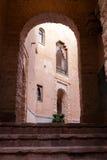 Architektura Medina, Maroko Zdjęcia Stock