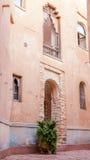 Architektura Medina, Maroko Zdjęcie Stock