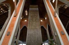 architektura meksykanin Zdjęcia Royalty Free