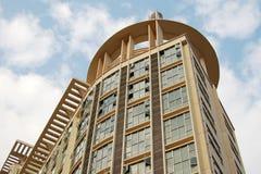 architektura mieszkaniowa Obrazy Royalty Free